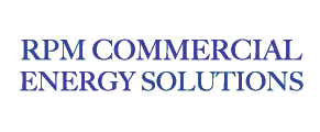 RPM COMMERCIAL ENERGY SOLUTIONS LOGO